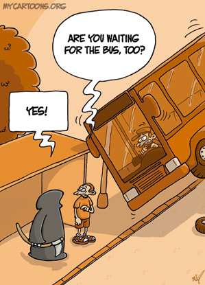 cartoon  2009 07 22 bus death