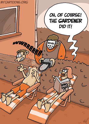 cartoon  2009 09 29 gardener