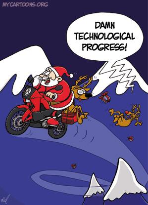 cartoon  2009 12 22 christmas progress