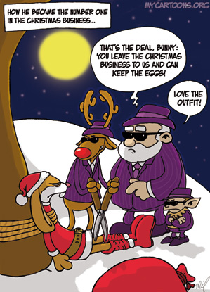 cartoon  2007 12 22 santa business